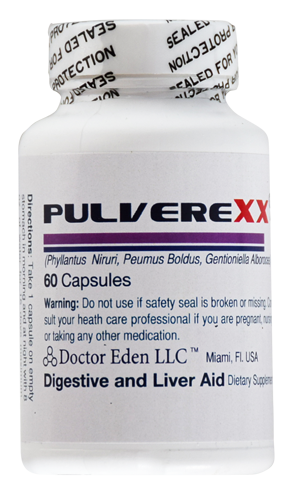 Pulverexx: Permanent Solution for Fatty Liver Disease