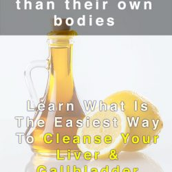 How To Do A Gallbladder Cleanse?