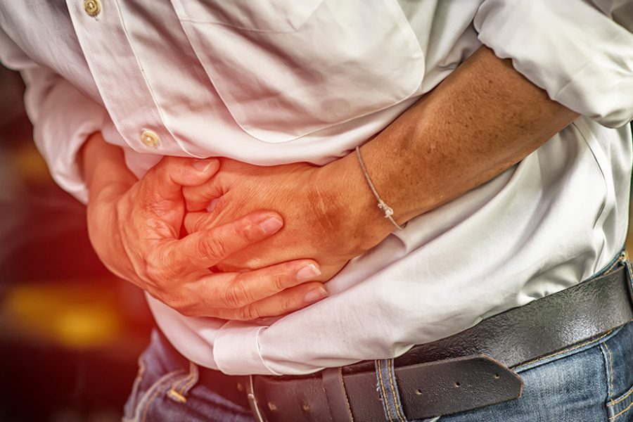 Two Surprising Areas Of The Body Where Gallstone Pain Can Attack