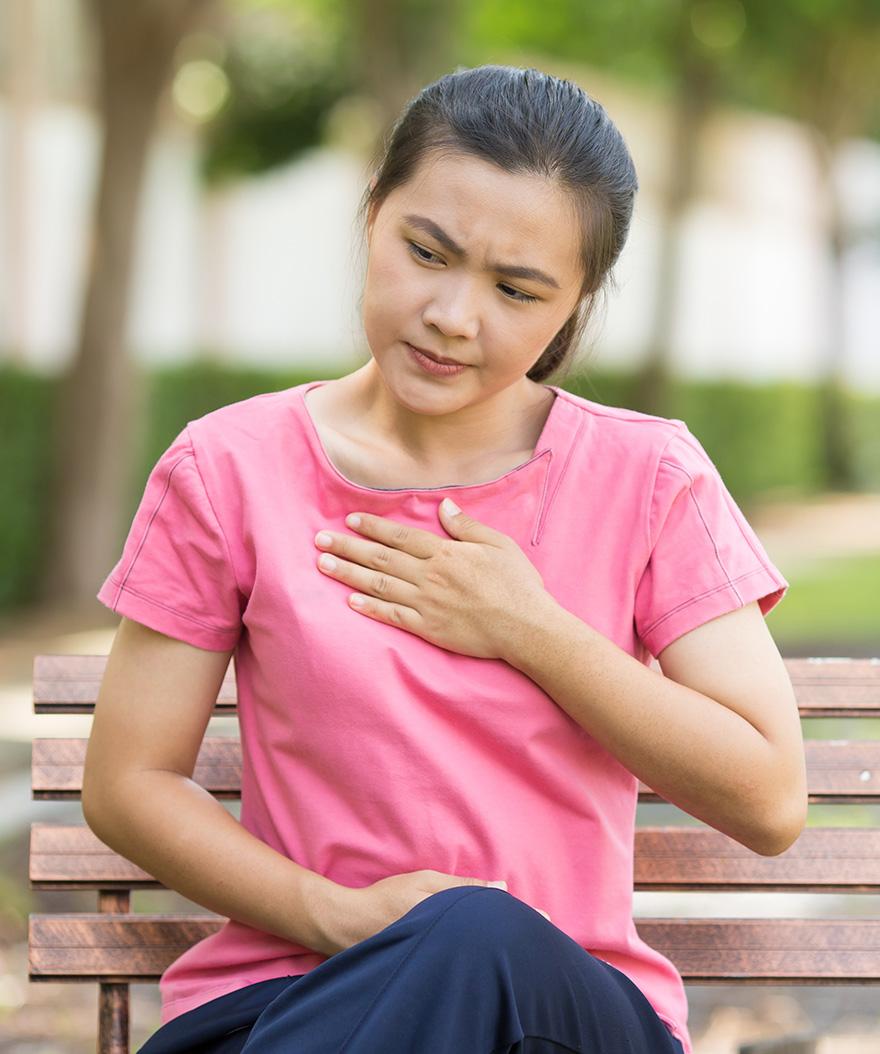 Gallbladder Symptoms or Acid Reflux Problem?